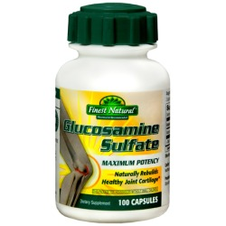 Finest Glucosamine MSM - 90 table