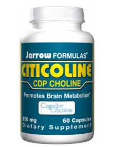 Citicoline (CDP Choline) 250 mg