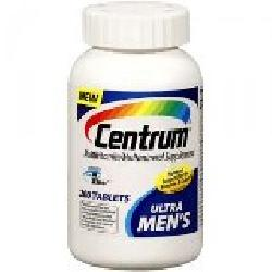Thuốc Bổ Centrum Multivitamin - Multimineral Supplement Ultra Mens 200 Viên