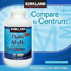 KIRKLAND Sinature Daily Multi