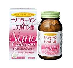 Orihiro Nano Collagen - Hyaluronic acid 240 viên