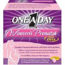 Vitamin tổng hợp One A Day Womens Prenatal