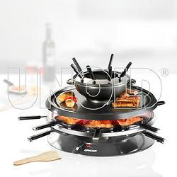 Multi Raclette 4 in 1 - Máy nướng raclette 4 trong 1 hiệu Unold