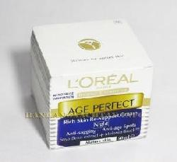 Loreal AGE Perfect Skin Support Night Cream