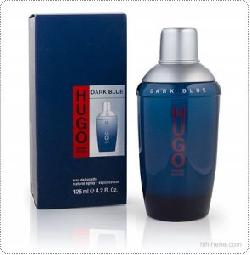 HUGO Dark Blue, Eau de Toilette Spray