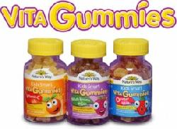 Kids Smart Vita Gummíe omega 3 fish oil-168g