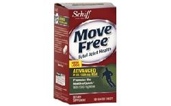 Move Free Advanced Plus Schiff 1500mg SMS 120 viên