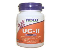 Collagen type 2 UC 2 loại 60 viên NOW